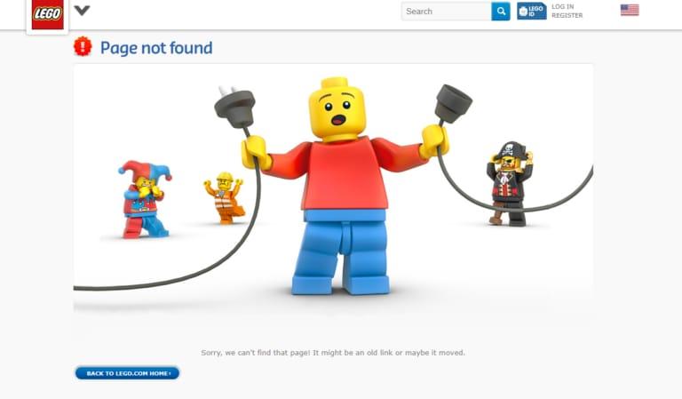 Come personalizzare una pagina di errore 404