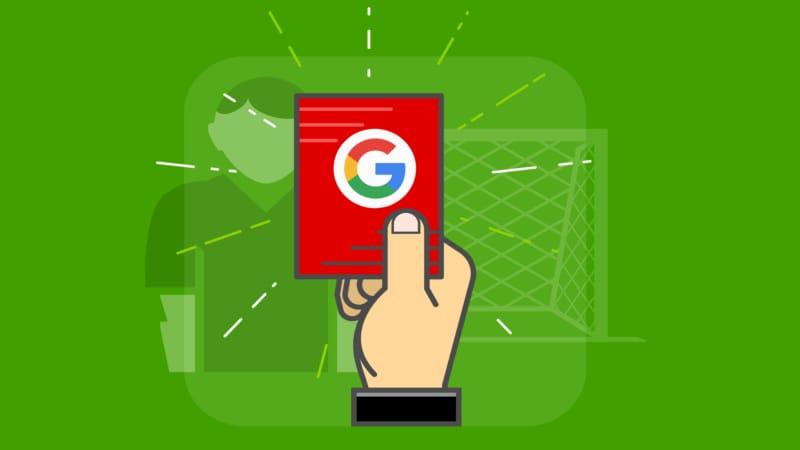 Penalizzazioni di Google: che cosa sono e come funzionano?